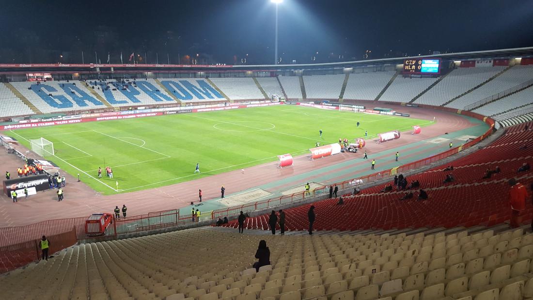 Stadion Rajko Mitic - Red Star - Belgrade - The Stadium Guide