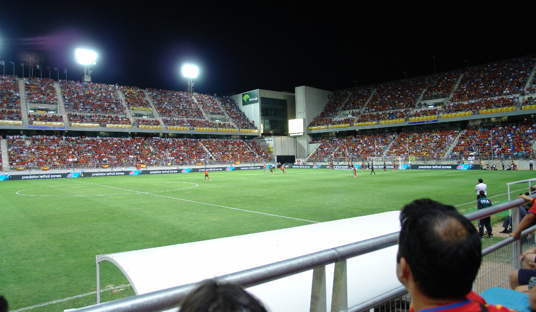 Estadio Ramon de Carranza
