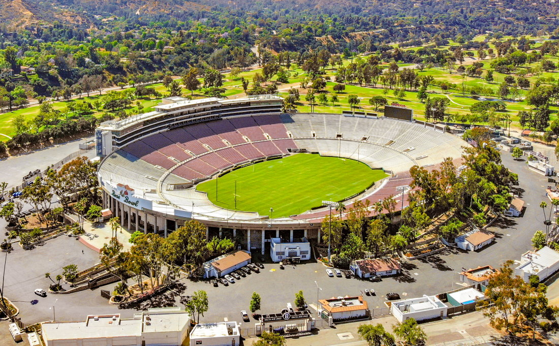 Rose Bowl Stadium - Pasadena - The Stadium Guide