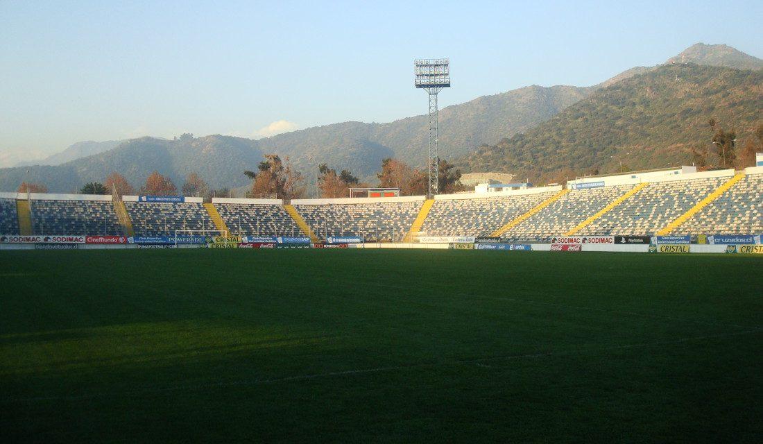 Estadio San Carlos de Apoquindo, Santiago