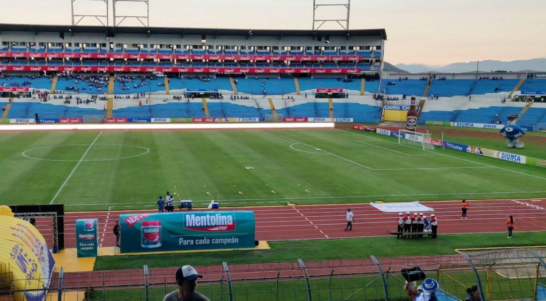 Estadio Olimpico Metropolitano