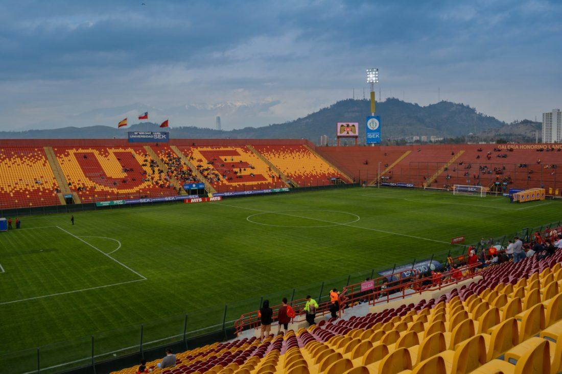 Estadio Santa Laura, Santiago