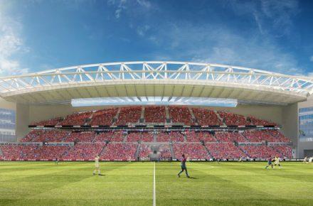 Selhurst Park new Main Stand