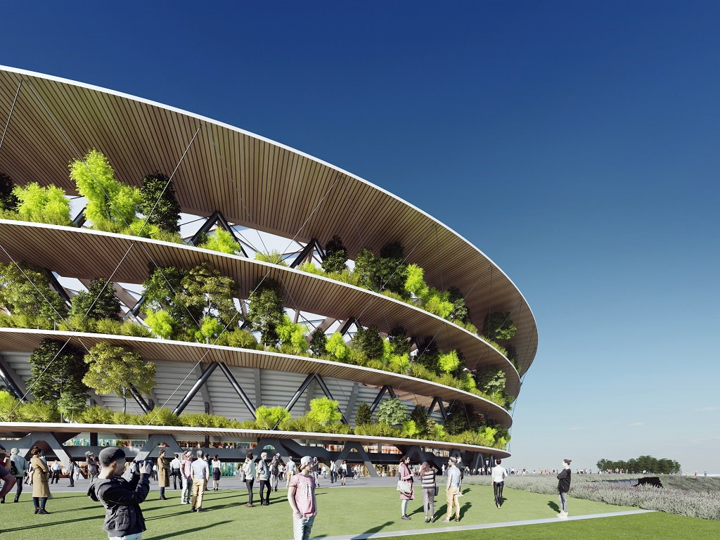 Serbia National Stadium