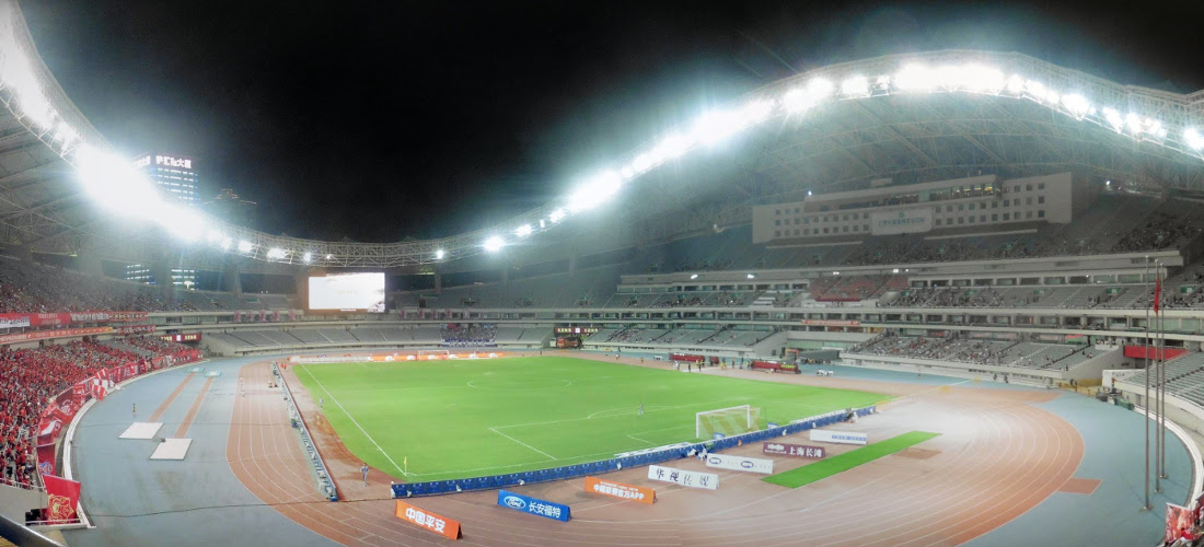 Shanghai Stadium Shanghai The Stadium Guide