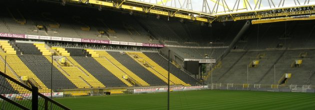 Signal Iduna Park Dortmund The Stadium Guide