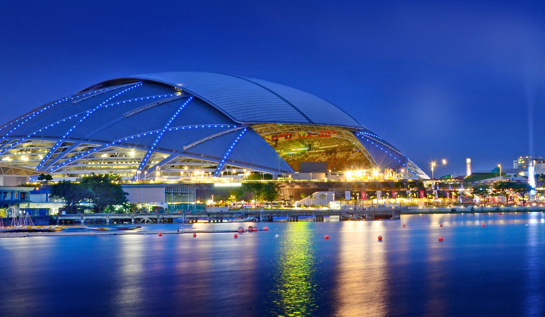 Singapore National Stadium Singapore The Stadium Guide