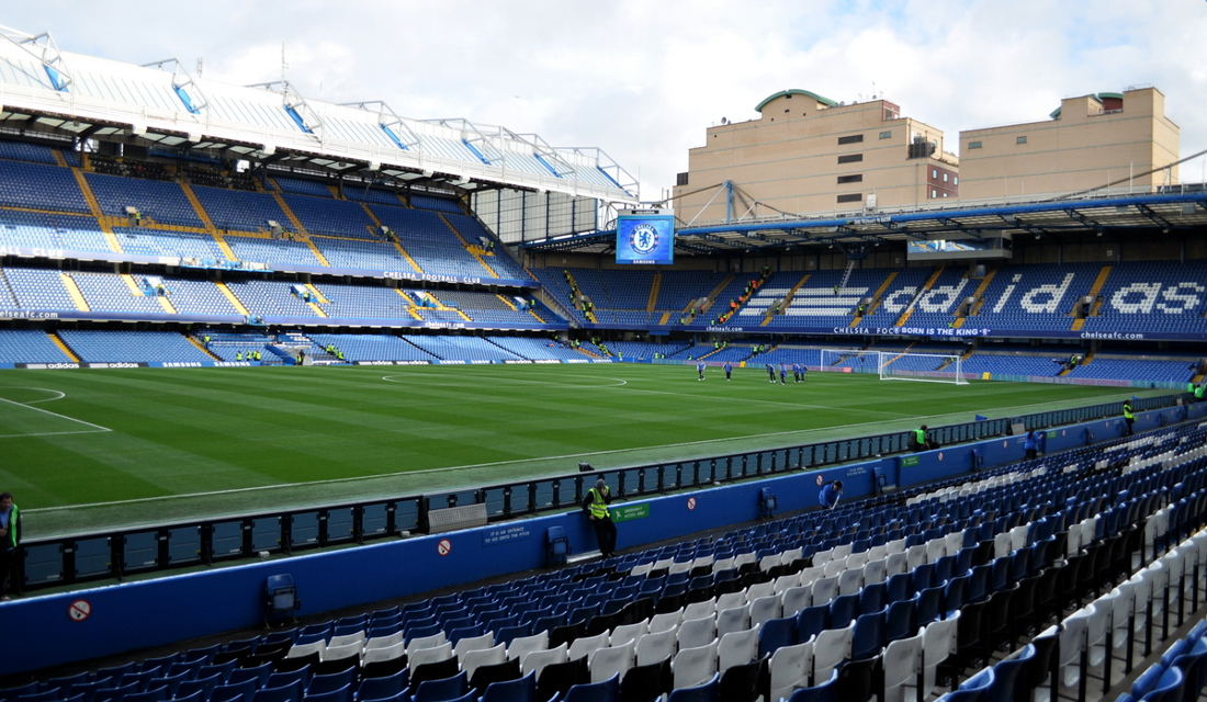 Stamford Bridge Chelsea London The Stadium Guide