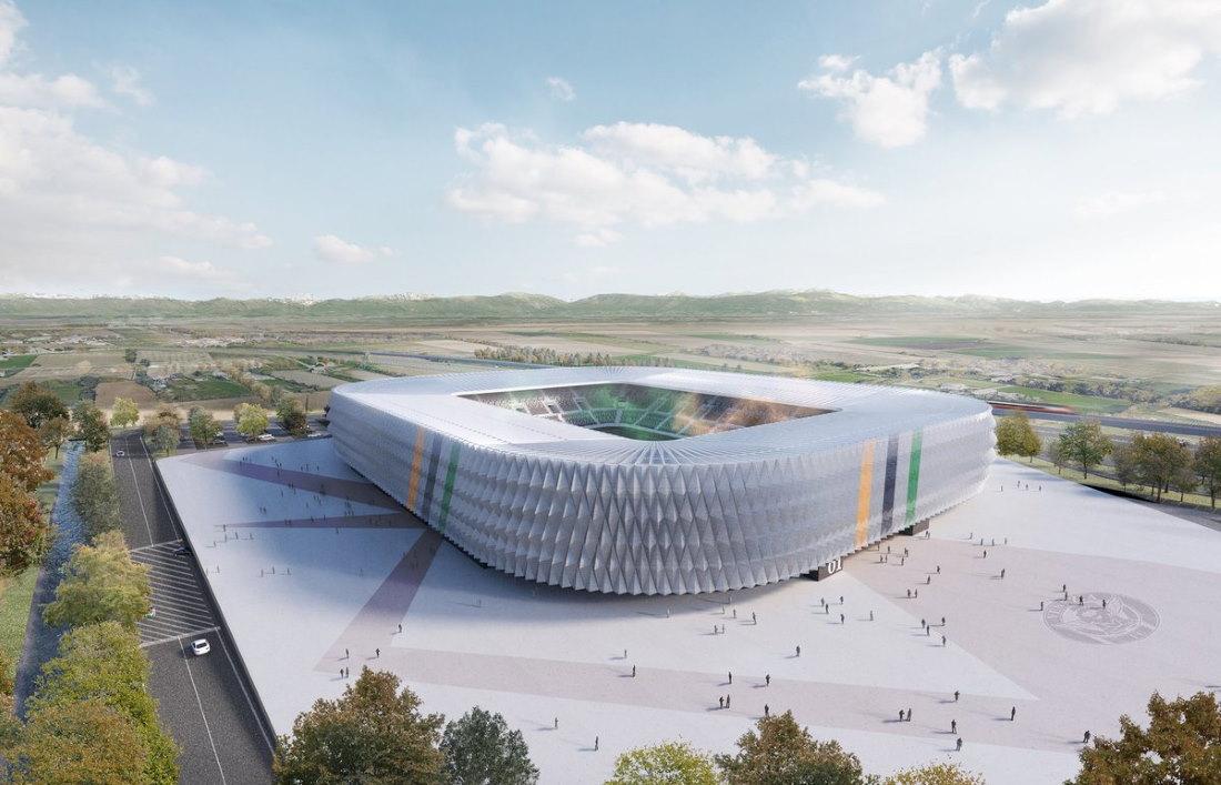 Nuovo Stadio Venezia