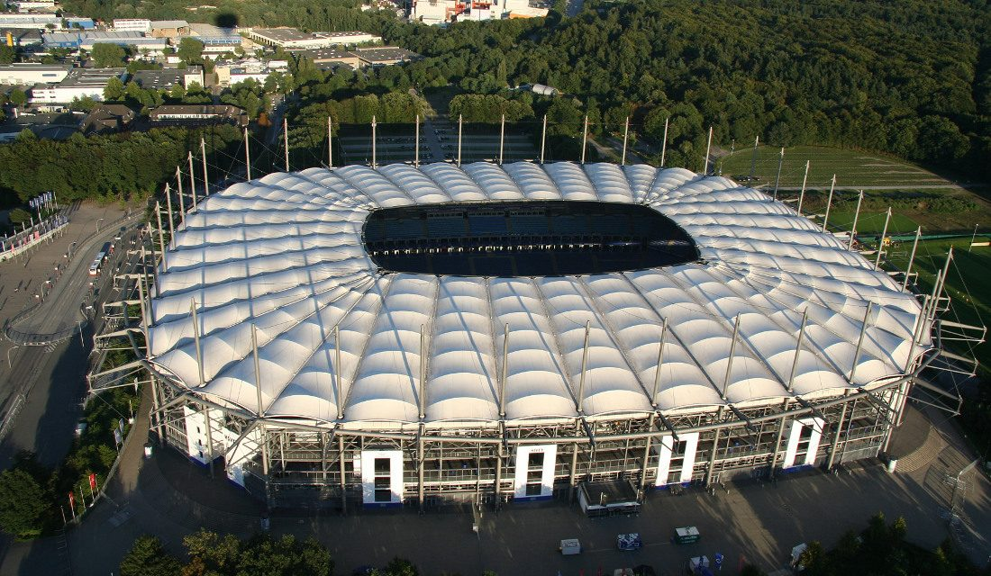 Volksparkstadion