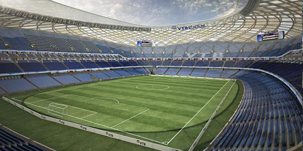 List of football stadiums in Russia - Wikipedia
