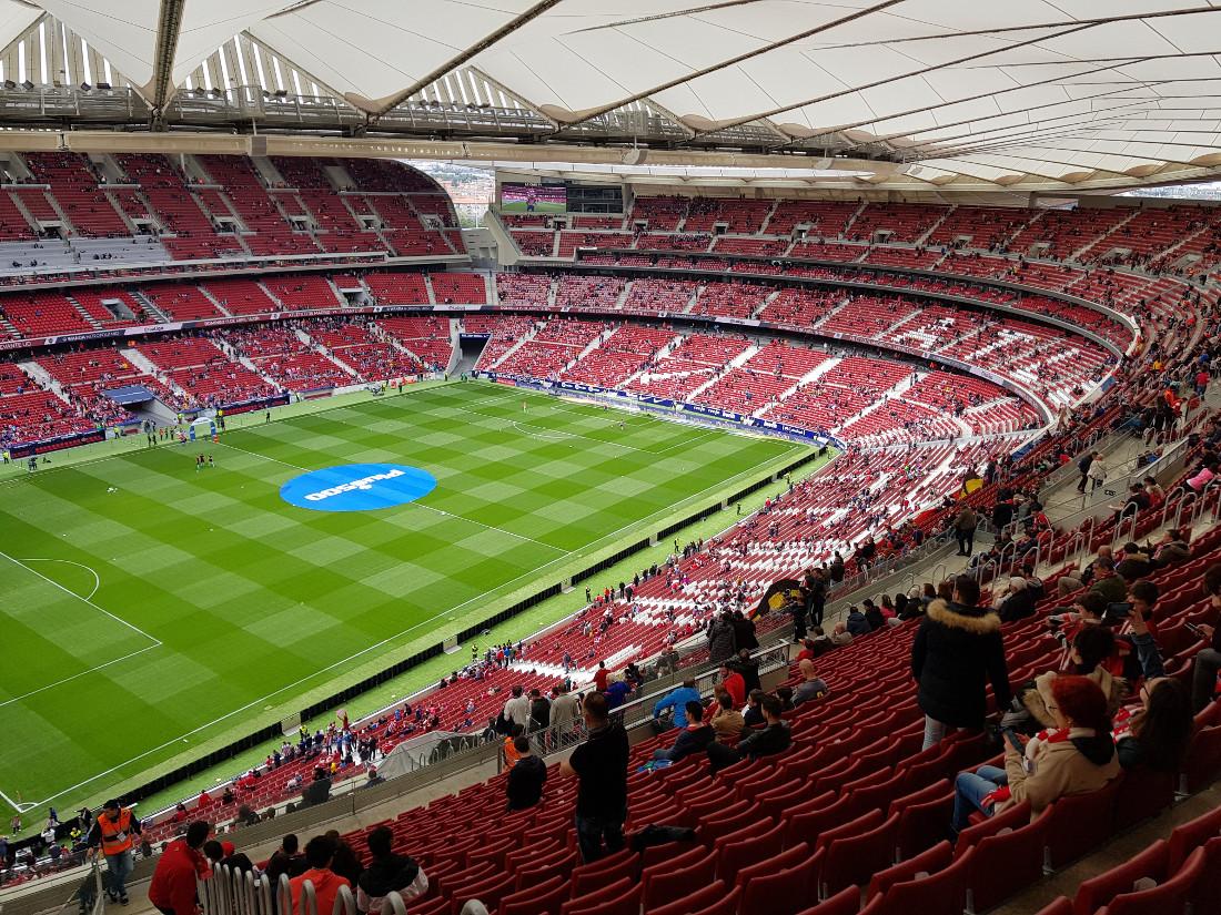 ผลการค้นหารูปภาพสำหรับ wanda metropolitano stadium